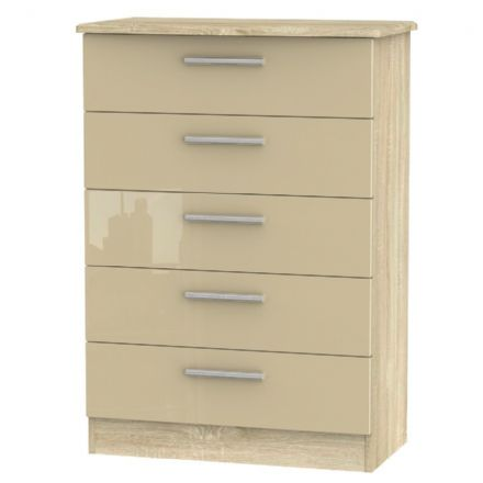 Knightsbridge 5 Drawer Chest
